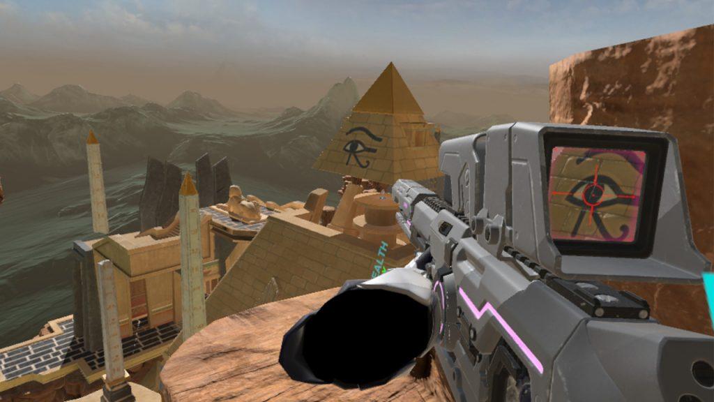 Skyfront Sniper