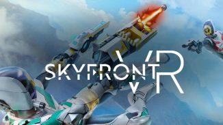 Skyfront title