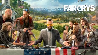 Far Cry 5 ubisoft