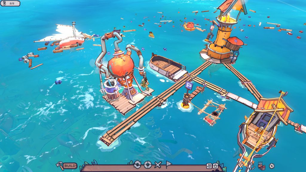 flotsam screenshot