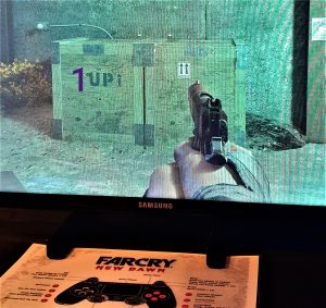 Is This a Hidden Easter Egg in Far Cry: New Dawn Celebrating 1UP?