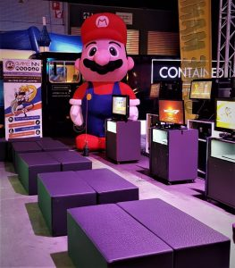 A Gaming Centre, Ready for 1UPpers