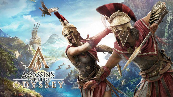 AC Odyssey Title