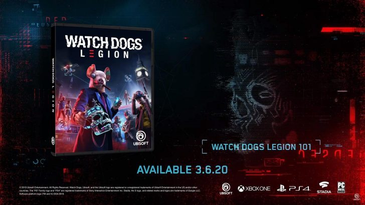 watch dog legion