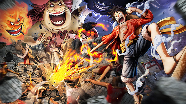 Pirate Games 2020.One Piece Pirate Warriors 4 Coming To Playstation 4 Xbox