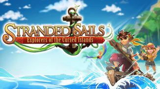 Stranded Sails: Explorers of the Cursed Islands i
