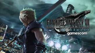 Final Fantasy 7 Remake Gamescom