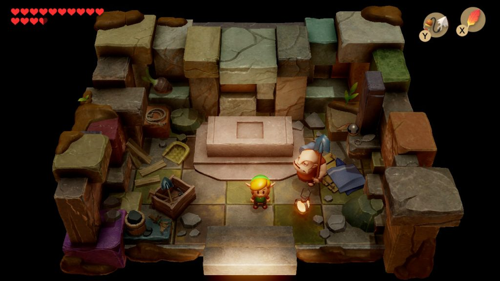 Link's Awakening Dampé