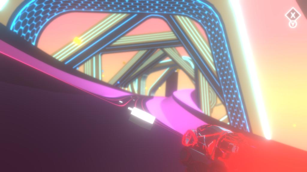 Music Racer - Tron Lightcycle
