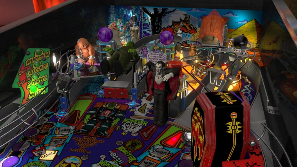 Williams™ Pinball: Universal Monsters Pack