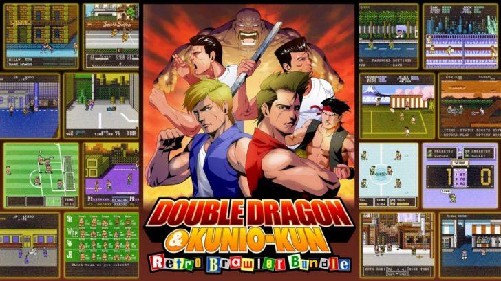 Double Dragon and Kunio-kun: Retro Brawler Bundle