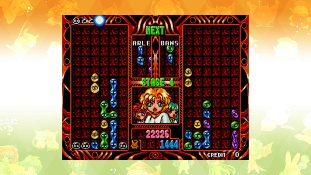Sega Ages: Puyo Puyo 2