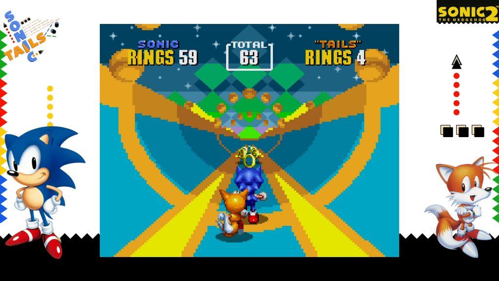 Sega Ages: Sonic The Hedgehog 2