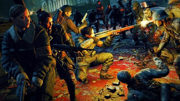 Trilogy zombie walkthrough army Steam Community