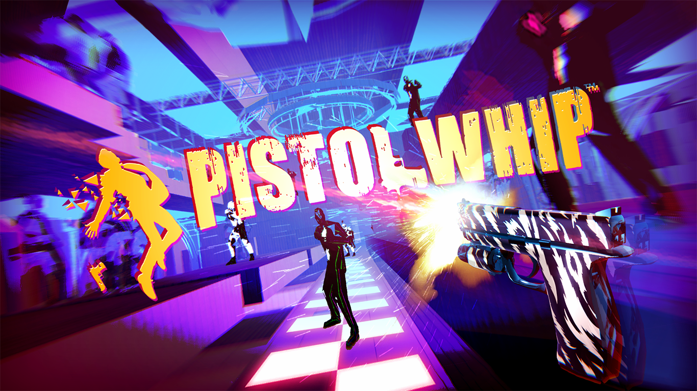 Pistol Whip Launches On Playstation Vr On July 28 Dlc Roadmap