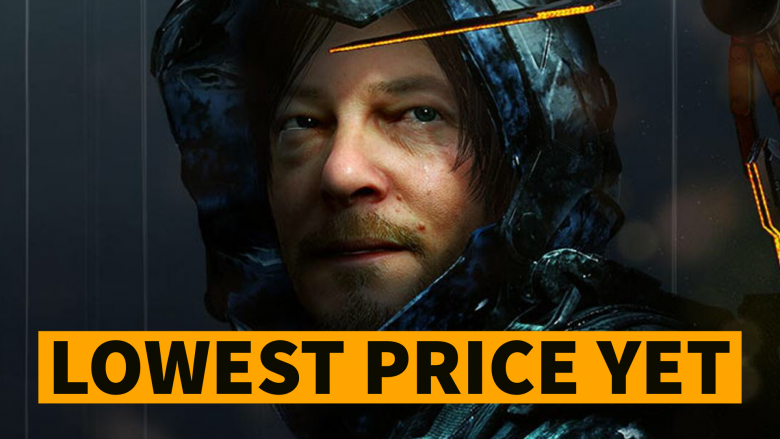 Death Stranding Cheapest Lowest Price Deal