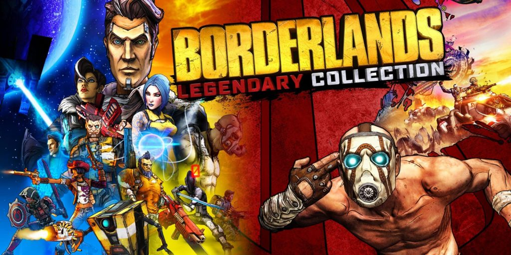 Borderlands Legendary Collection Upcoming Nintendo Switch Game 2020
