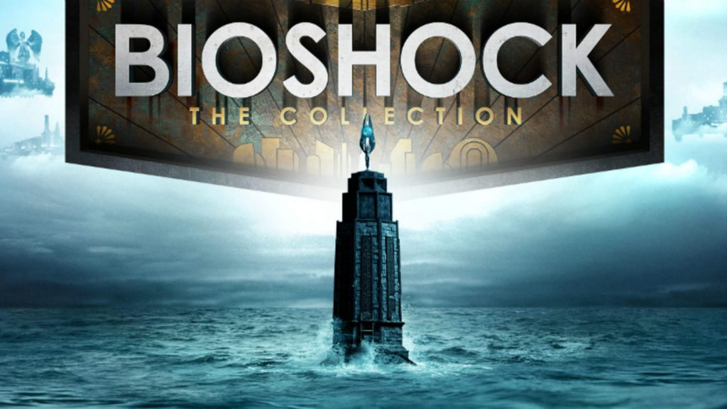 BioShock The Collection Upcoming Nintendo Switch Game 2020