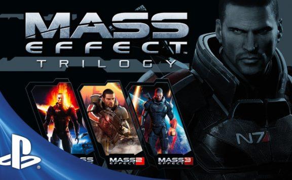 Mass Effect HD Trilogy Remaster