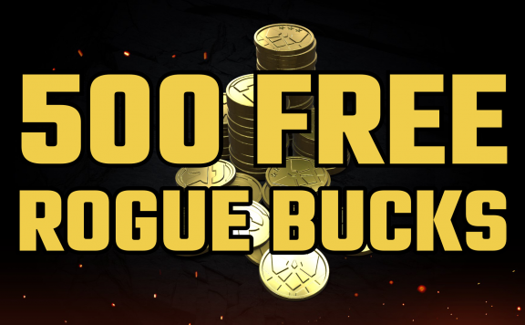 How to Get 500 Free Rogue Bucks Rogue Company