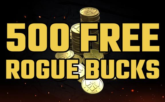 How to Get 500 Free Rogue Bucks Rogue Company