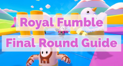 Fall Guys Ultimate Knockout Royal Fumble Final Guide Tips Tricks Strategy