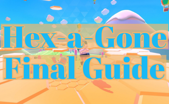 Hex-a-Gone Fall Guys Final Guide Tips Tricks Strategy