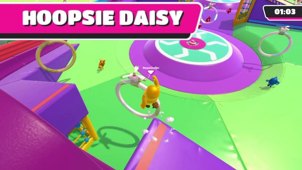 Hoopsie Daisy Fall Guys Strategy Guide How to Win Tips and Tricks