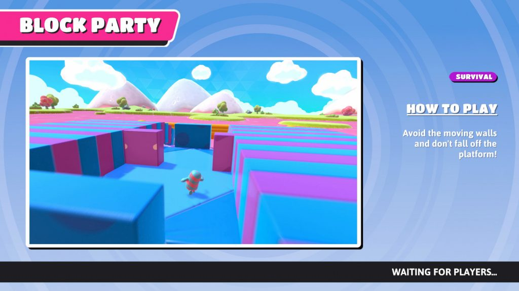 Block Party Strategy Guide Fall Guys How to Win Tips and Tricks