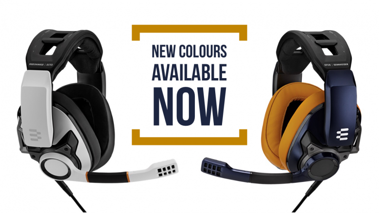 GSP 601 GSP 602 EPOS New Colours