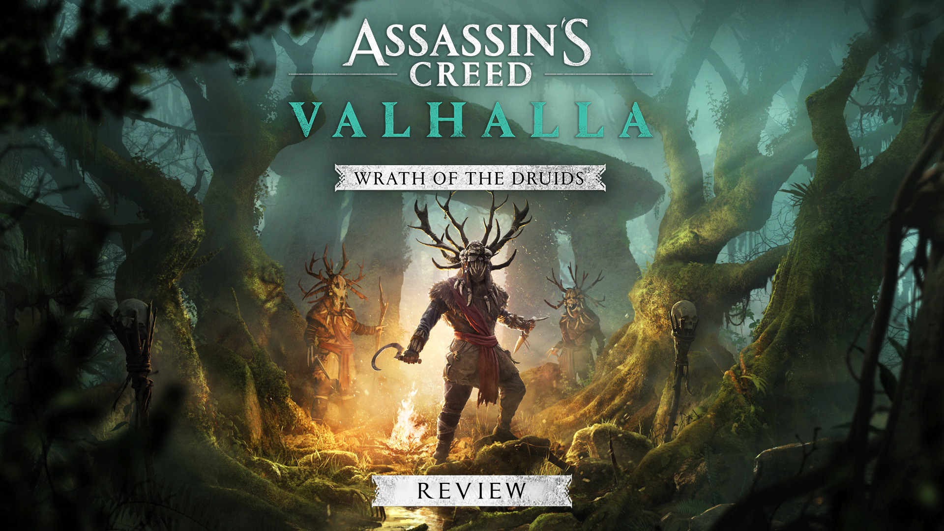 Assassin's Creed Valhalla - Wrath of the Druids