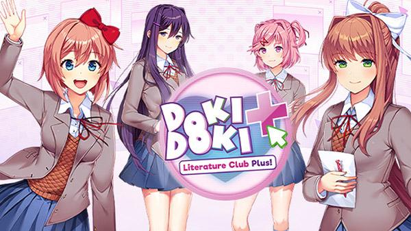 Doki Doki Literature Club Plus!
