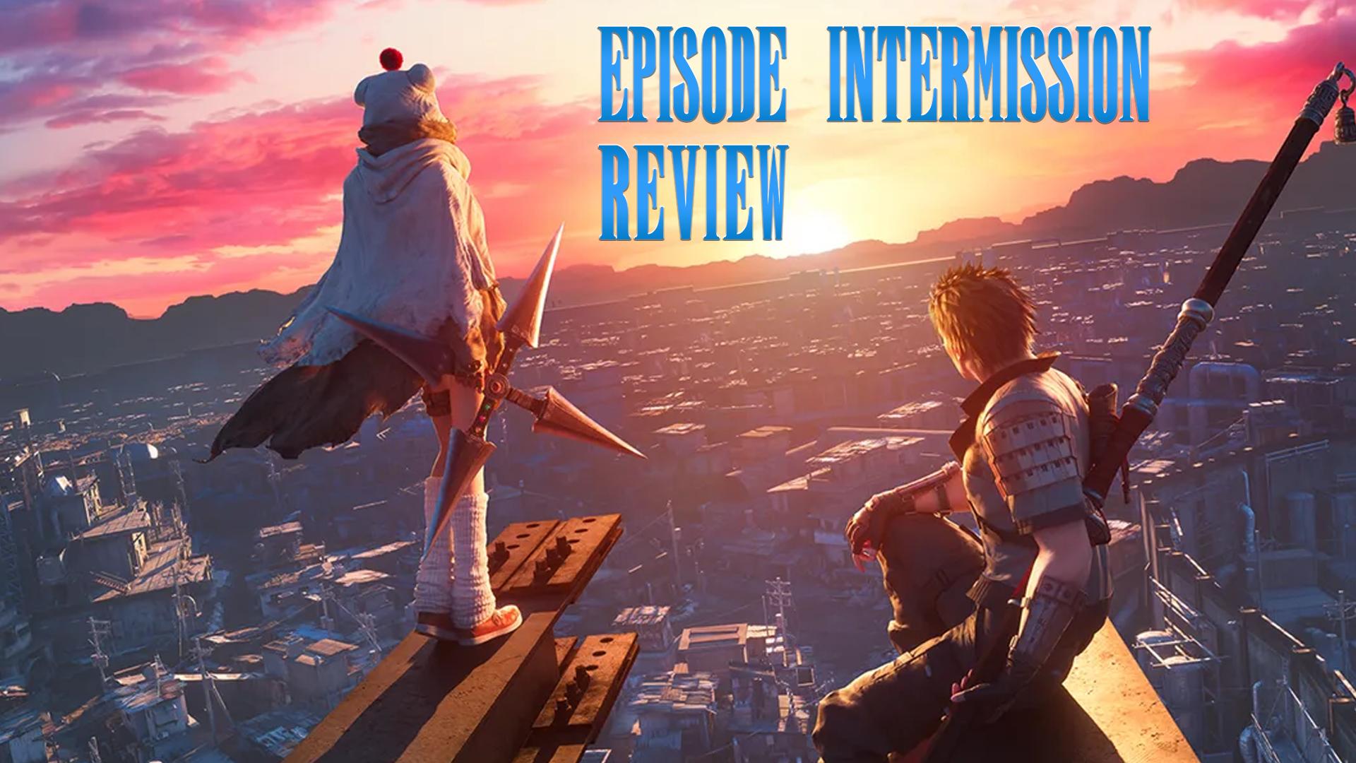 Final Fantasy 7 Remake Intergrade Episode Intermission